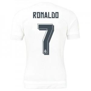 Camiseta Real Madrid Numero 07 RONA Primera Equipacion 2015/2016