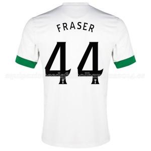 Camiseta Celtic Fraser Tercera Equipacion 2014/2015
