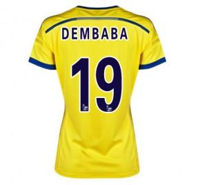 Camiseta de Chelsea 14/15 Segunda Equipacion Mujer