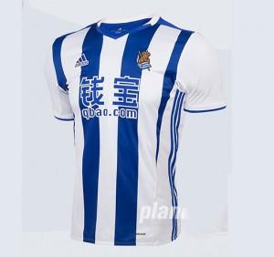 Camiseta de Real Sociedad 2016/2017 Primera