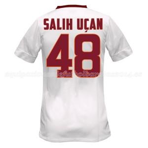 Camiseta AS Roma Salihucan Segunda Equipacion 2014/2015
