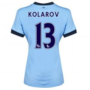 Camiseta nueva del Manchester City 2013/2014 Fernandinho Primera