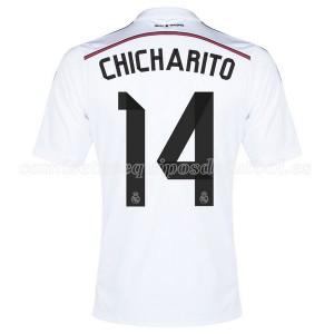 Camiseta nueva Real Madrid Chicharito Equipacion Primera 2014/2015