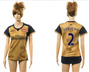 Camiseta Arsenal 2# Away