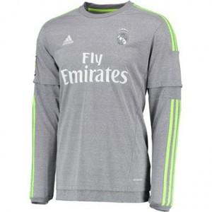 Camiseta del Real Madrid Segunda Equipacion 2015/2016