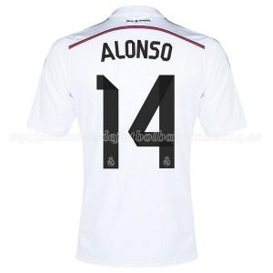 Camiseta de Real Madrid 2014/2015 Primera Alonso Equipacion