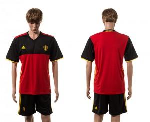 Camiseta de Belgium 2015/2016 Tailandia