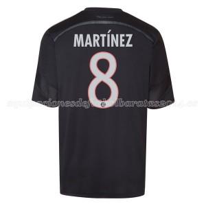 Camiseta de Bayern Munich 2014/2015 Tercera Martinez Equipacion