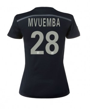 Camiseta nueva del Marseille 2014/2015 Lemina Primera