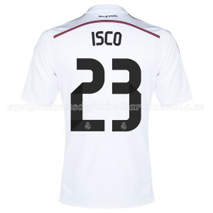 Camiseta Real Madrid Isco Primera Equipacion 2014/2015