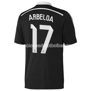 Camiseta de Real Madrid 2014/2015 Tercera Arbeloa Equipacion