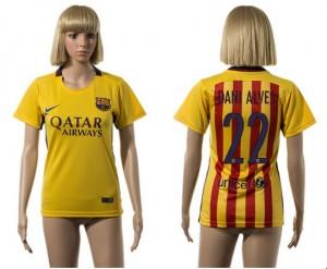 Camiseta nueva del Barcelona 2015/2016 22 Mujer