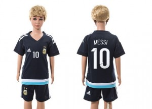 Niños Camiseta del 10 Argentina 2015/2016