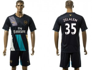 Camiseta de Arsenal Away 35#