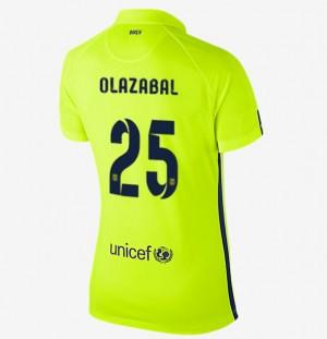 Camiseta nueva del Barcelona 2013/2014 Dani Alves Segunda