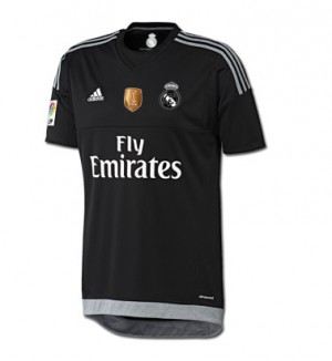 Camiseta nueva del Real Madrid 2015/2016