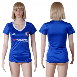 Mujer Camiseta del Chelsea 2016/2017