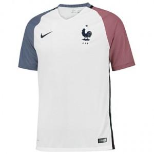 Camiseta de Francia 2016 Segunda Equipacion