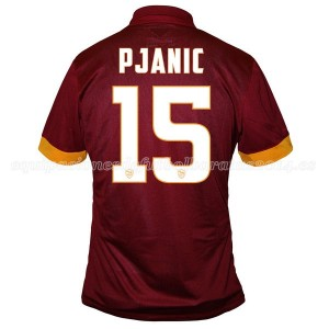 Camiseta del Pjanic AS Roma Primera Equipacion 2014/2015