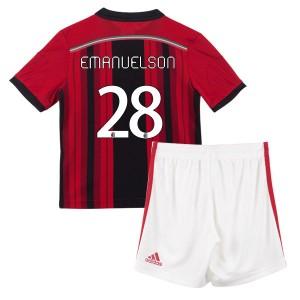 Camiseta del Lukaku Everton 1a 2014-2015