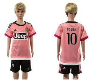 Camiseta nueva del Juventus 2015/2016 10 Niños