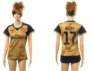 Camiseta nueva del Arsenal FC UEFA Champions League 17# Away