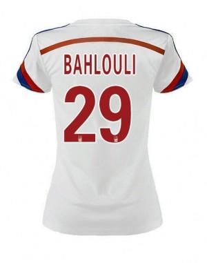 Camiseta Marseille Valbuena Segunda 2014/2015