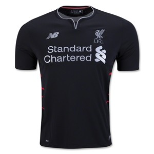 Camiseta Liverpool Away 16/17
