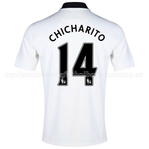 Camiseta nueva del Manchester United 2014/2015 Chicharito Segunda