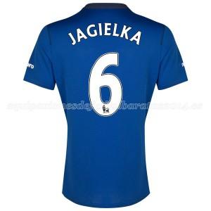 Camiseta del Jagielka Everton 1a 2014-2015