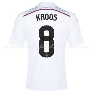 Camiseta Real Madrid Kroos Primera Equipacion 2014/2015