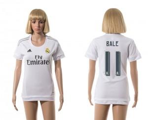 Camiseta Real Madrid Mujer