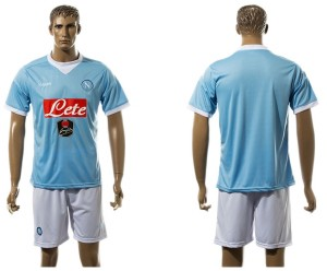 Camiseta Napoli SSC Home