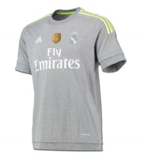 Camiseta nueva Real Madrid Visitante 2015-2016