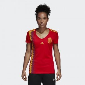 Camiseta nueva SPAIN Mujer Home 2018