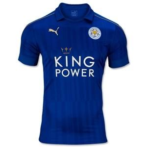 Camiseta del Leicester City Primera Equipacion 2016/2017