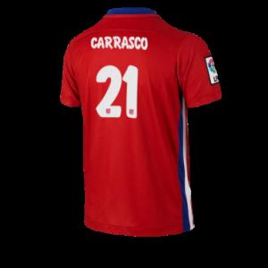 Camiseta de Atletico Madrid 2015/2016 Primera CARRASCO Equipacion