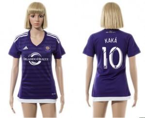 Camiseta nueva Orlando City SC Mujer 10 2015/2016