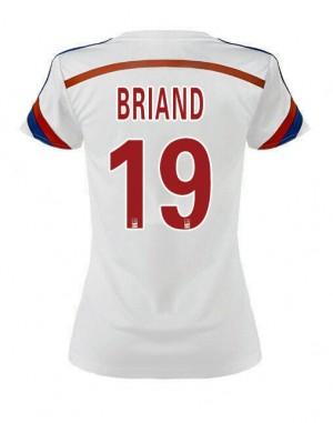 Camiseta de Marseille 2014/2015 Segunda Samba