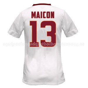 Camiseta de AS Roma 2014/2015 Segunda Maicon Equipacion