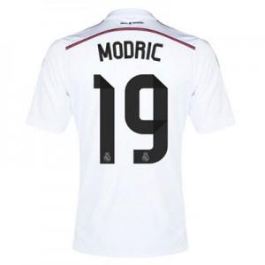 Camiseta Real Madrid Modric Primera Equipacion 2014/2015