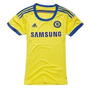 Camiseta Chelsea Segunda Equipacion 2014/2015 Mujer