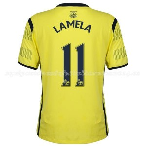 Camiseta de Tottenham Hotspur 14/15 Tercera Lamela
