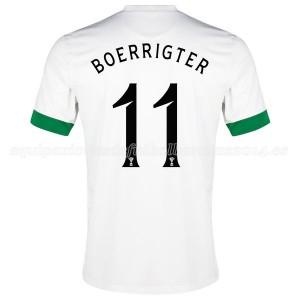 Camiseta del Boerrigter Celtic Tercera Equipacion 2014/2015