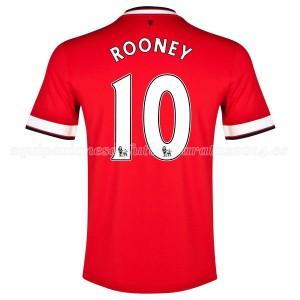 Camiseta Manchester United Rooney Primera 2014/2015