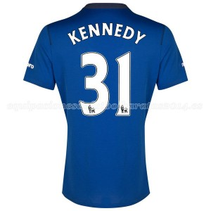 Camiseta nueva Everton Kennedy 1a 2014-2015