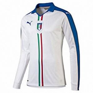 Camiseta Italia Segunda Equipacion 2016