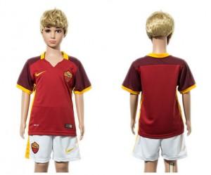 Camiseta nueva del AS Roma 2015/2016 Niños
