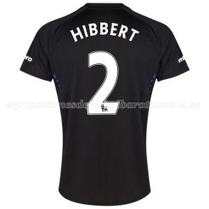 Camiseta nueva del Everton 2014-2015 Hibbert 2a