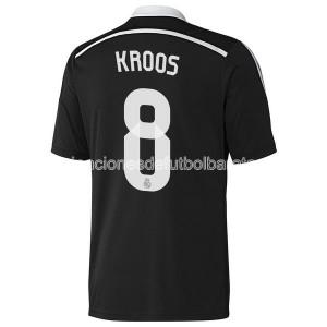 Camiseta nueva del Real Madrid 2014/2015 Equipacion Kroos Tercera